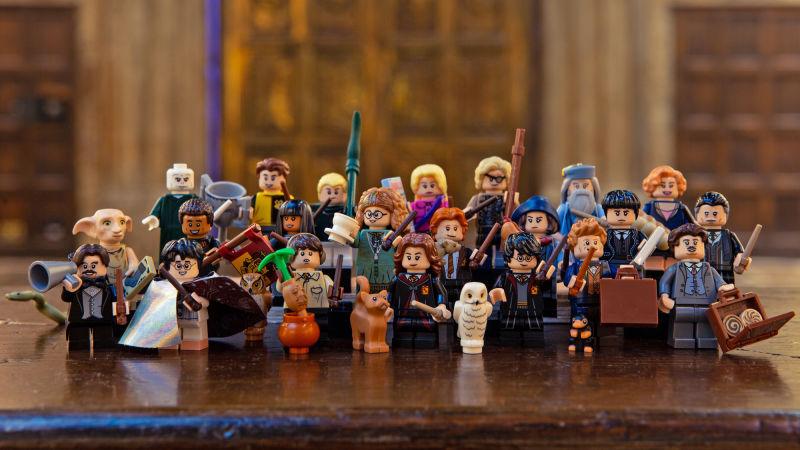 Lego Canada Releasing Harry Potter Blind Bag Miniseries