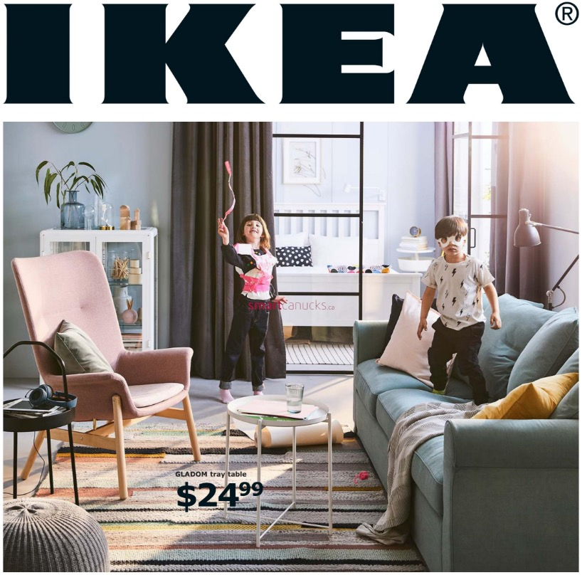 Ikea Canada Online 2019 New Catalogue Now Available Canadian