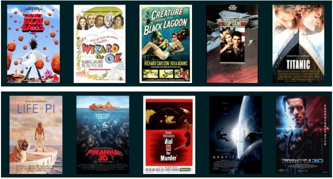 Cineplex Canada 3D Fest: Watch Cloudy With A Chance Of