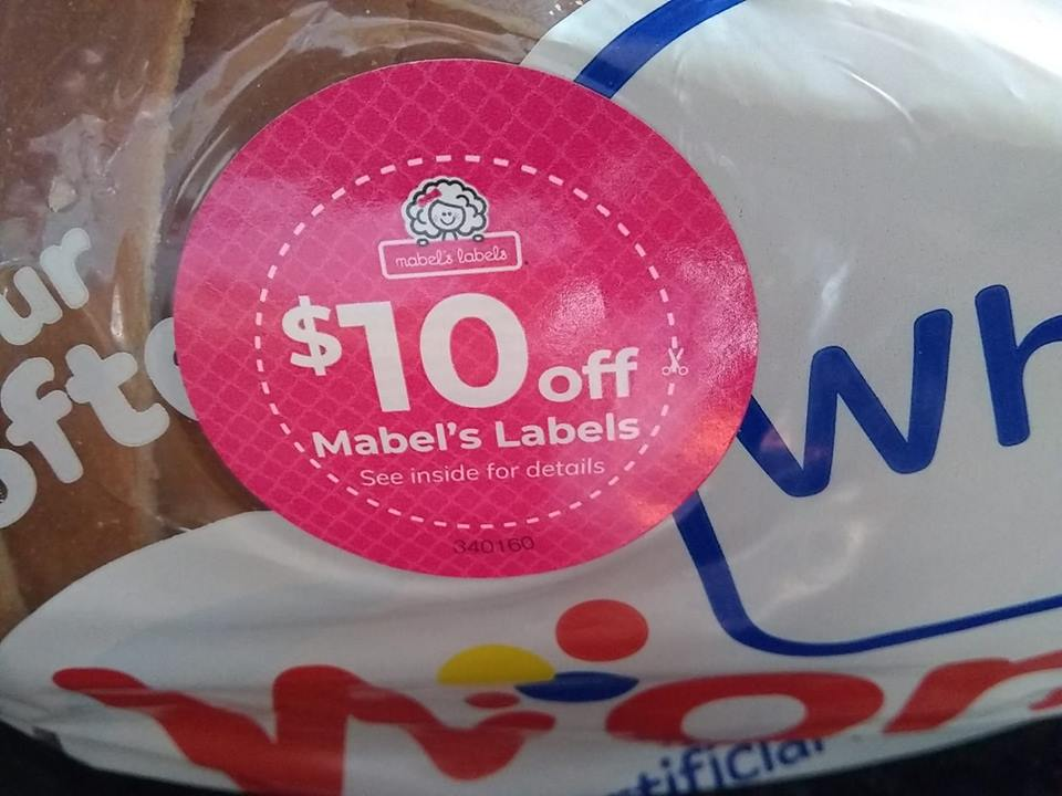 wonder bread canada: get $10 off mabel's labels | canadian freebies