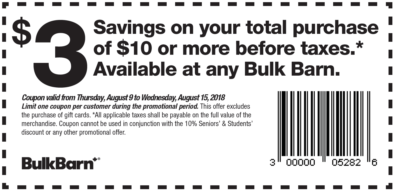 coupons august 9 2019