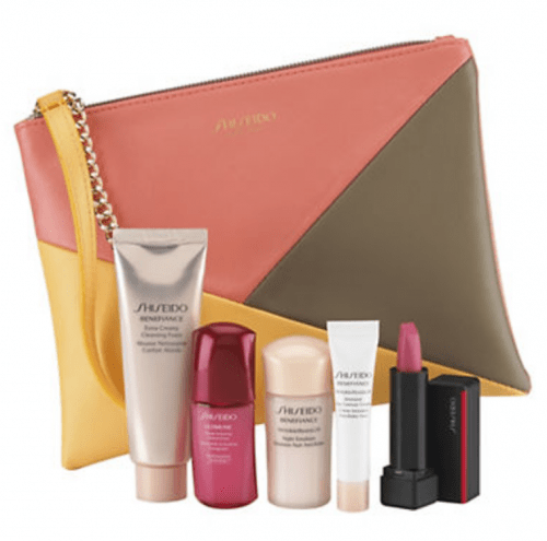 Hudson's Bay Canada Deals: FREE Shiseido Gift with Purchase + Extra 10% to 25% Off Purchase or $25 Off $175 Using Promo Code