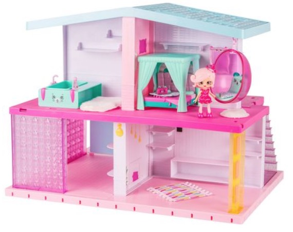 Walmart Canada Clearance Blowout Sale: Save 50% on Happy Places Shopkins Grand Mansion Playset & More Deals