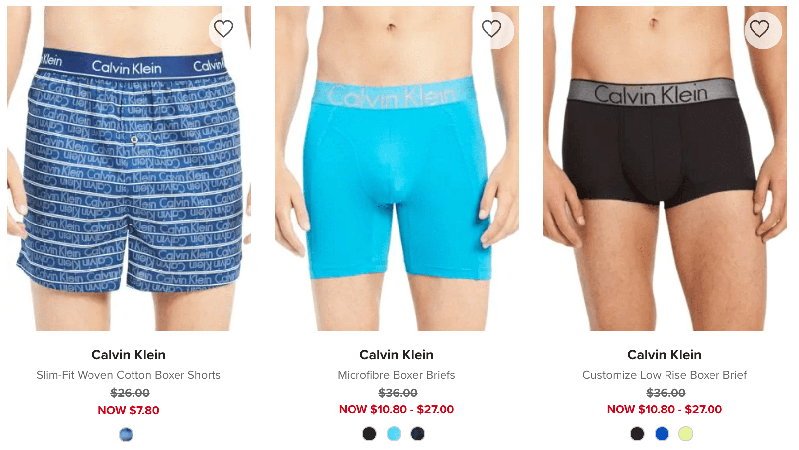 657fd023edaa ... Hudson's Bay Canada. Today you can save 25% off sale on CALVIN KLEIN  underwear for men. Also, you can save 30% off select clothing for kids and  babies.