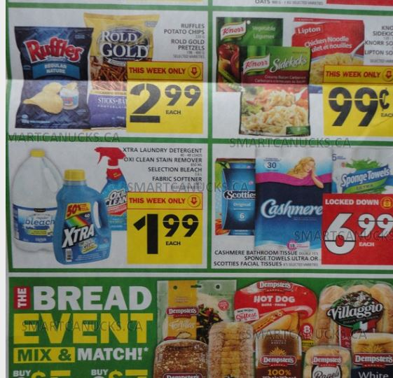 free food coupons canada