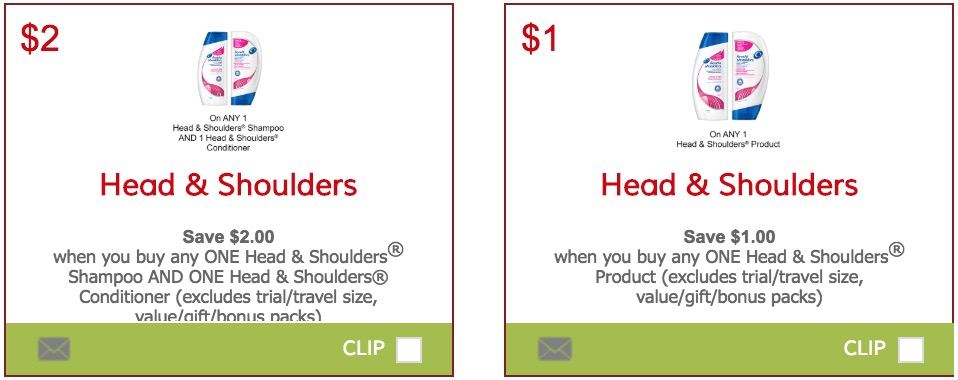 photograph regarding Printable Head and Shoulders Coupon identified as Canadian Coupon codes: Help save $3.00 upon Thoughts Shoulders Goods