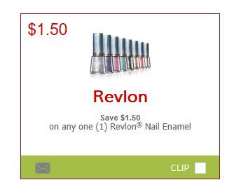 photo about Revlon Printable Coupon titled SmartSource Canada Discount coupons: Help save $1.50 Upon Revlon Nail Tooth