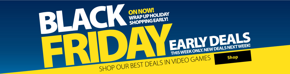 06f13127a20 Walmart Canada Black Friday 2018 Early Deals on Games for PlayStation 4,  Nintendo & Xbox One!