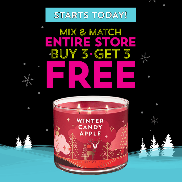 d7256d901063f2 Bath   Body Works Canada Black Friday 2018 deals are valid in-store from  today