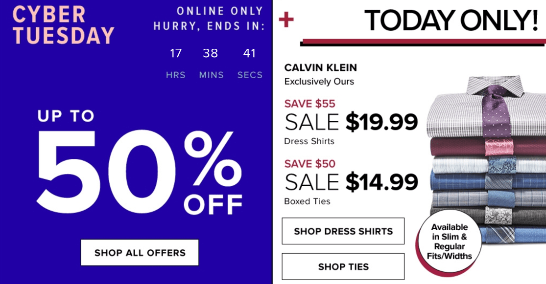 Calvin Klein Promo Codes and Coupons