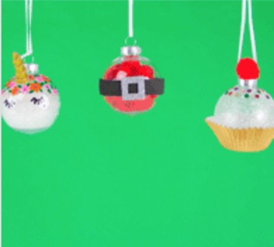 Michaels Christmas Ornaments.Michaels Craft Canada Free Event Today Makebreak Diy