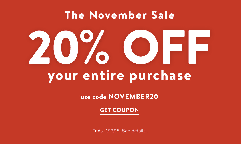 387d3da8fe9 Don t miss the November Sale happening now at Famous Footwear Canada. You  can save 20% off on your entire purchase by entering the promo code  NOVEMBER20 at ...