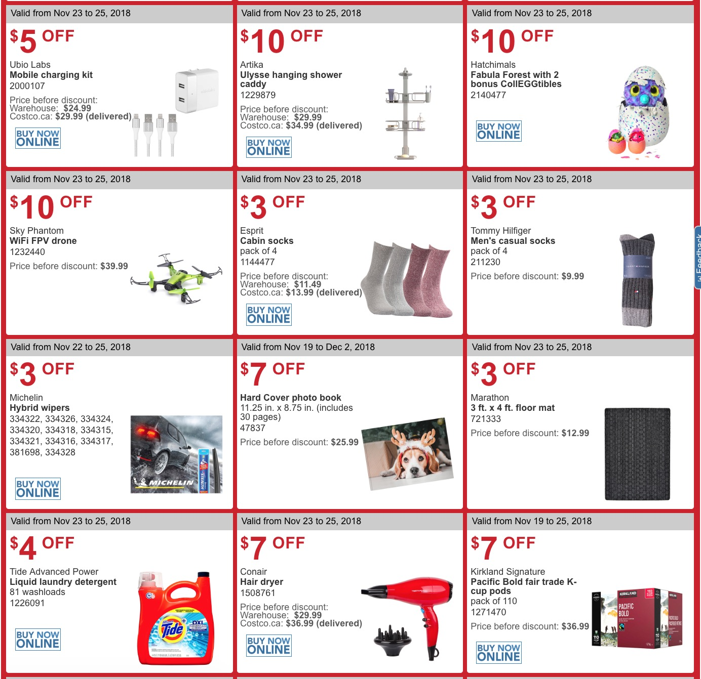 Costco › Black Friday Canada
