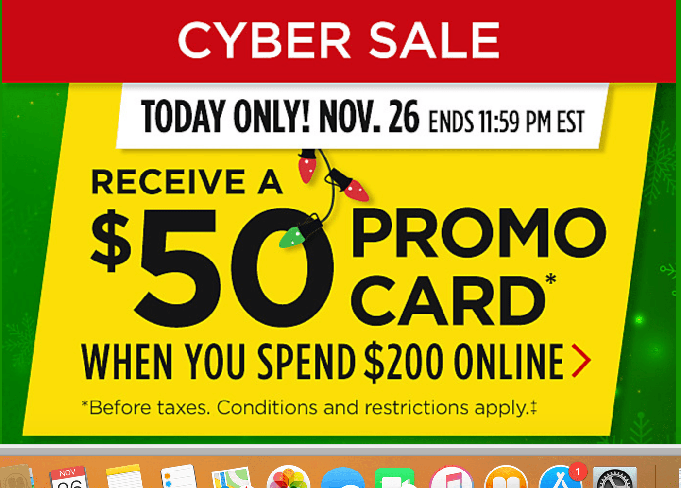 Canadian Tire Cyber Monday 2018 Sale Live Hot Canada