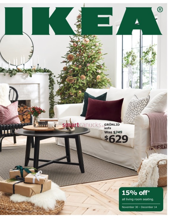 Ikea Canada Living Room Event Save 15 Off All Living Room Seating