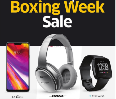 The Source Canada Boxing Day Boxing Week 2018 Flyer Deals Canadian Freebies Coupons Deals Bargains Flyers Contests Canada