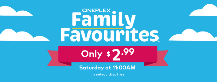 61c4519764 Happy Holidays   Happy New Year! Cineplex Canada has released their new  schedule for April   May 2019. It s a fun and affordable way to enjoy your  time with ...