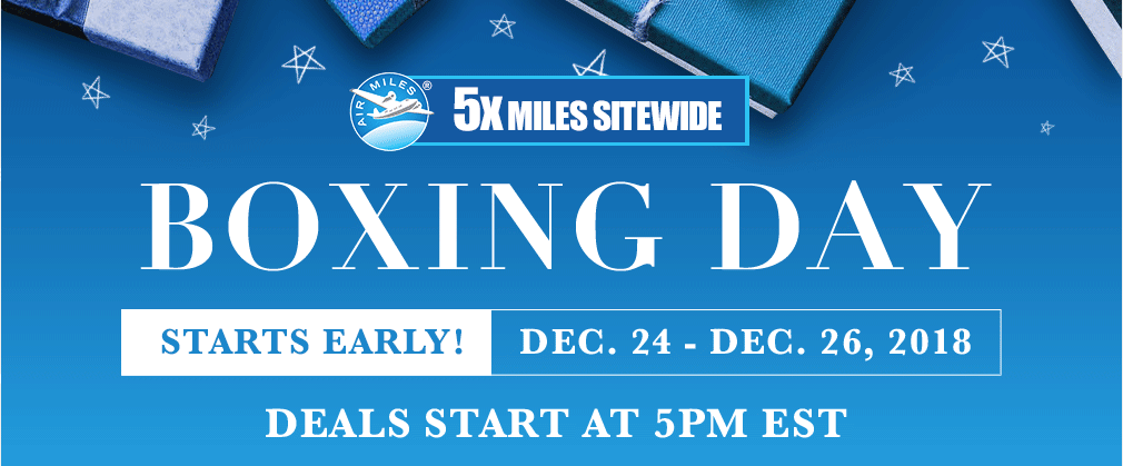 Lowe S Boxing Day Canada