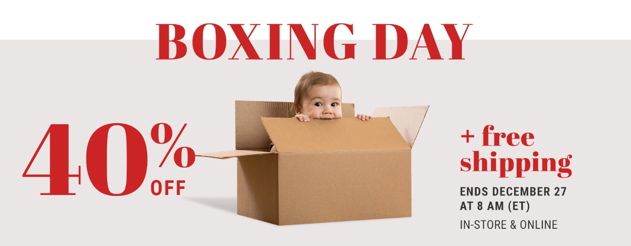 8801cae6c1ca9 Thyme Maternity Canada has an amazing Boxing Day Sale. Shop online today to  save 40% off Sitewide and receive FREE Shipping on All Orders.