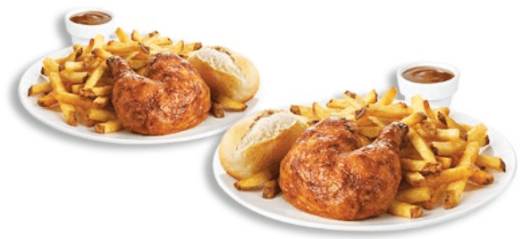 Two Can Dine Swiss Chalet