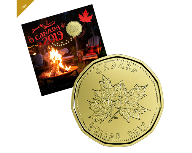 Royal Canadian Mint New 2019 Coins: Best Wishes On Your