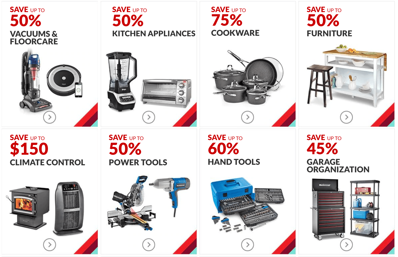 Canadian Tire Sale: Save Up to 65% Off Exercise Equipment + Up to 75% Off Cookware + More