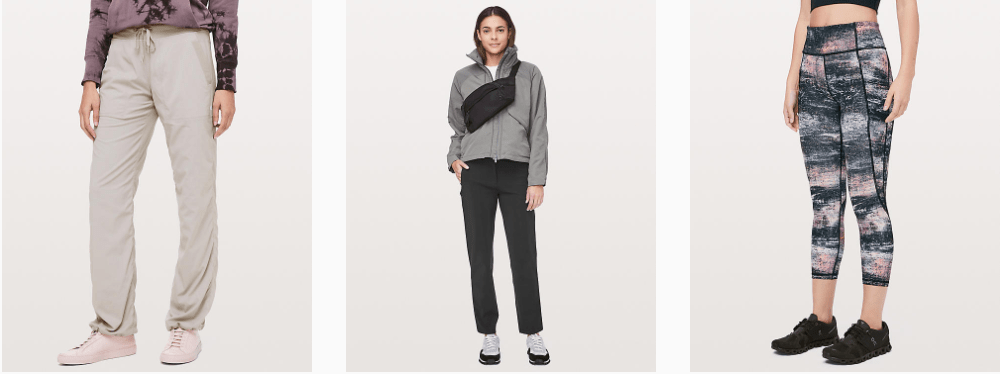 682c8505bc Lululemon Canada We Made Too Much Sales  On The Move Pant Lightweight 28″  for  69.00 + FREE Shipping!