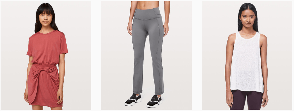 """f894e1ac4f3 Lululemon Canada is having a """"We Made Too Much sale"""" where you can find  over 100 different styles on sale! Check out these styles below and also  enjoy FREE ..."""