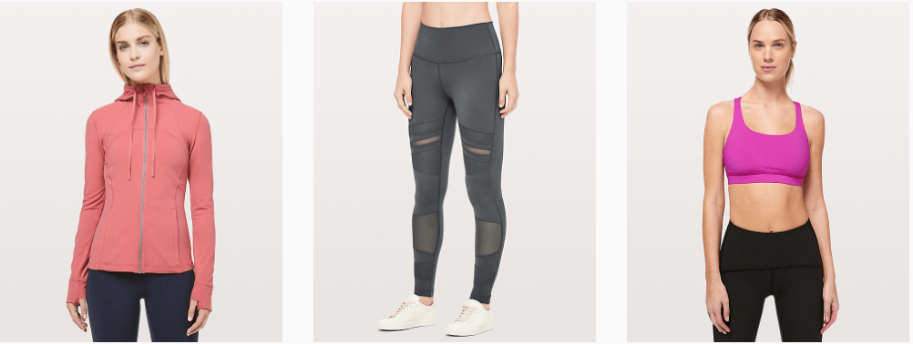 """d33388fa6 Lululemon Canada is having a """"We Made Too Much sale"""" where you can find over  100 different styles on sale! Check out these styles below and also enjoy  FREE ..."""