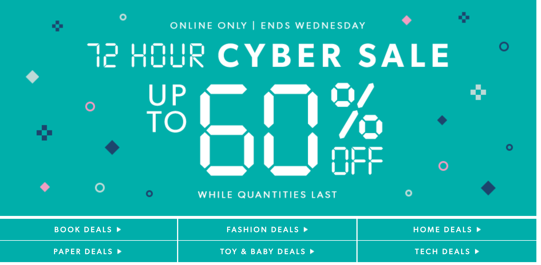 Indigo Canada Cyber Sale Up to 60% Off + 40% Off LEGO & Games + More