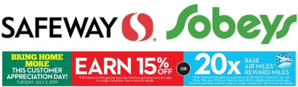 sobeys coupon policy 2019