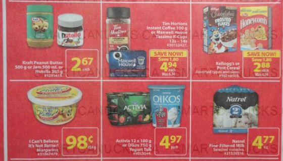 Walmart Canada: Tim Hortons Instant Coffee $3 44 After