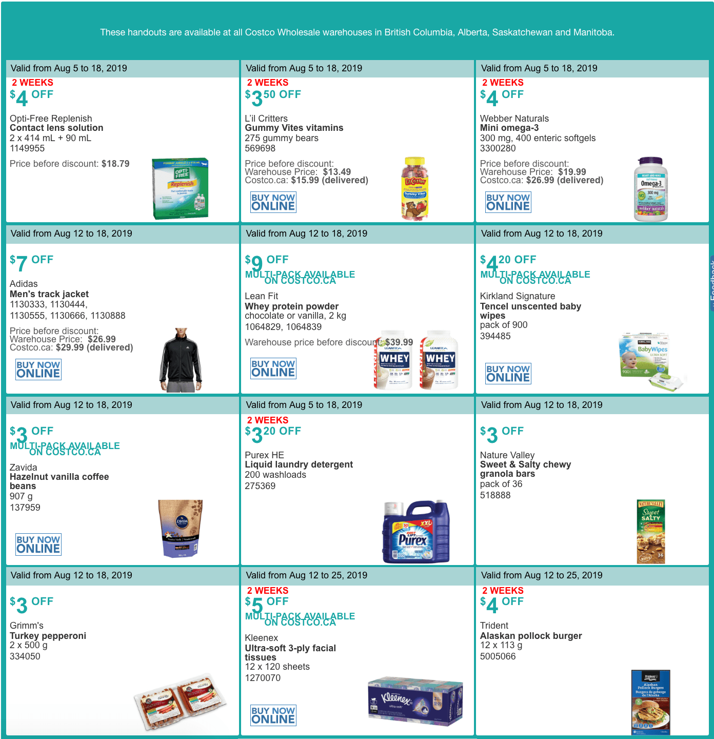 Canadian Freebies, Coupons, Deals, Bargains, Flyers, Contests Canada