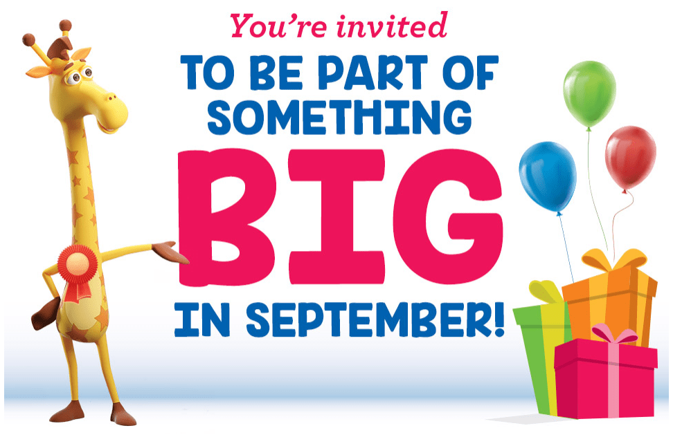 Toys R Us Canada FREE In-Store September Event: The Biggest