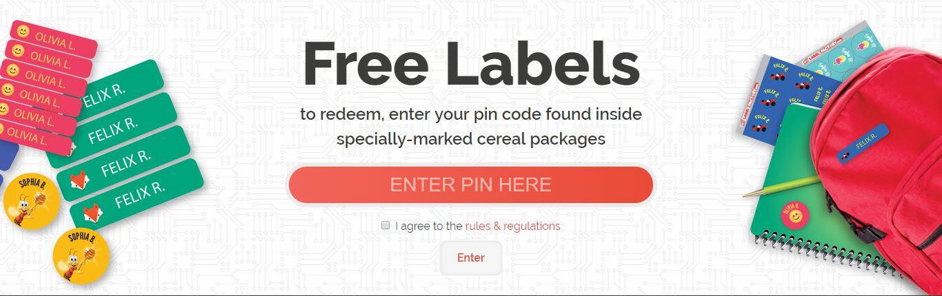 General Mills Canada Promotions: Get Free Labels From My