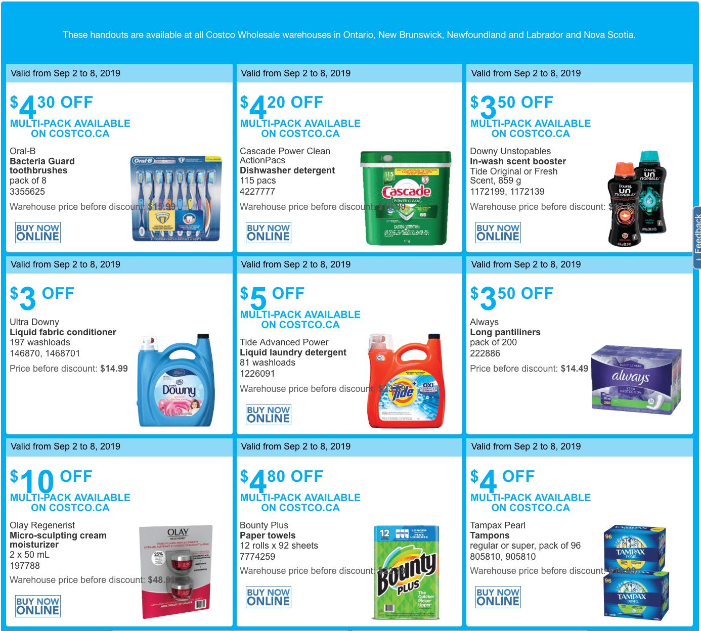 coupons for nova scotia stores