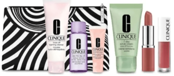 Hudson's Bay Canada Clinique Promotion: FREE 7-Piece Gift ($100 Value) with Purchase