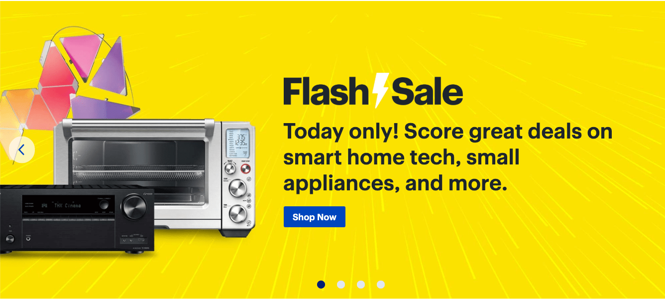 Best Buy Canada Flash Sale: Today, Great Deals on Smart Home Tech, Small Appliances, and More