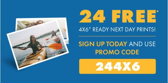 Walmart Canada Photo Centre: Get 24 Prints Free With Code