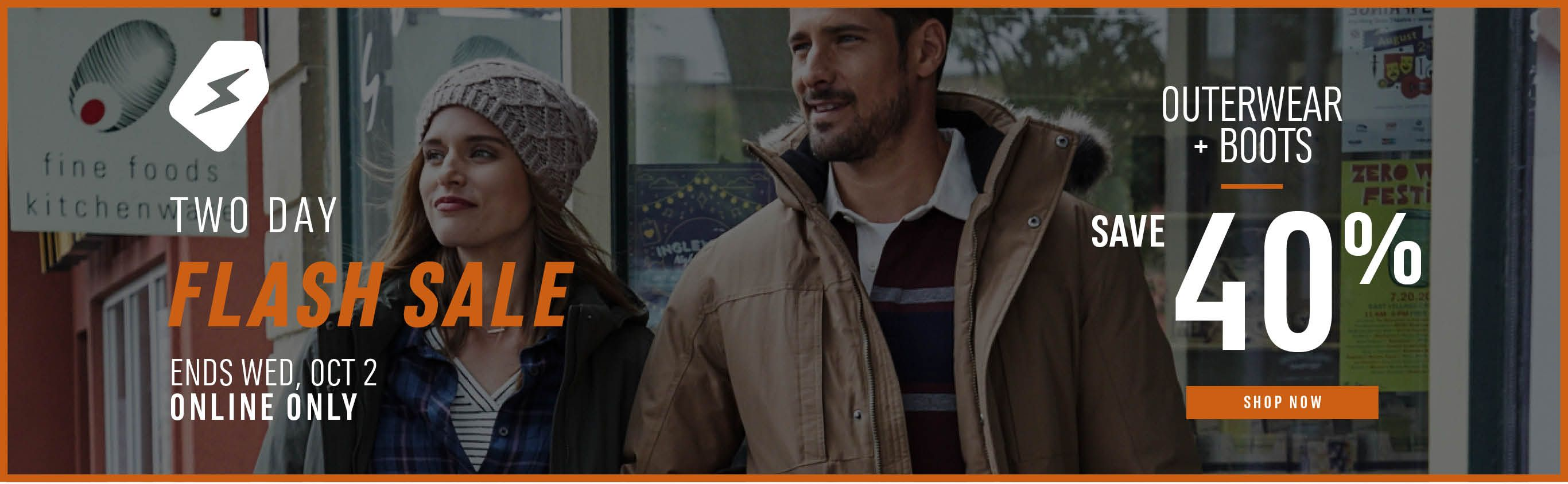 Mark's Canada Online Flash Sale: Today, Save 40% off Outerwear & Boots