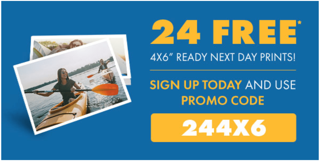 Walmart Photo Centre Canada Offer Get 24 Free 4 6 Prints With Coupon Code Canadian Freebies Coupons Deals Bargains Flyers Contests Canada