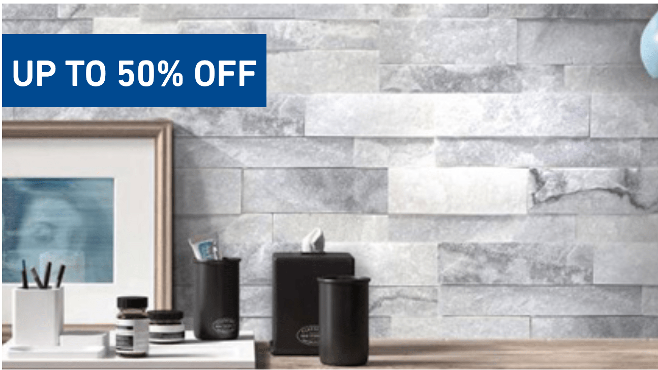 Lowe's Canada Weekly Sale: Save up to 50% off Tile Flooring + FREE Delivery on Major Appliances + Save the Tax on $100 with Coupon code + More Deals