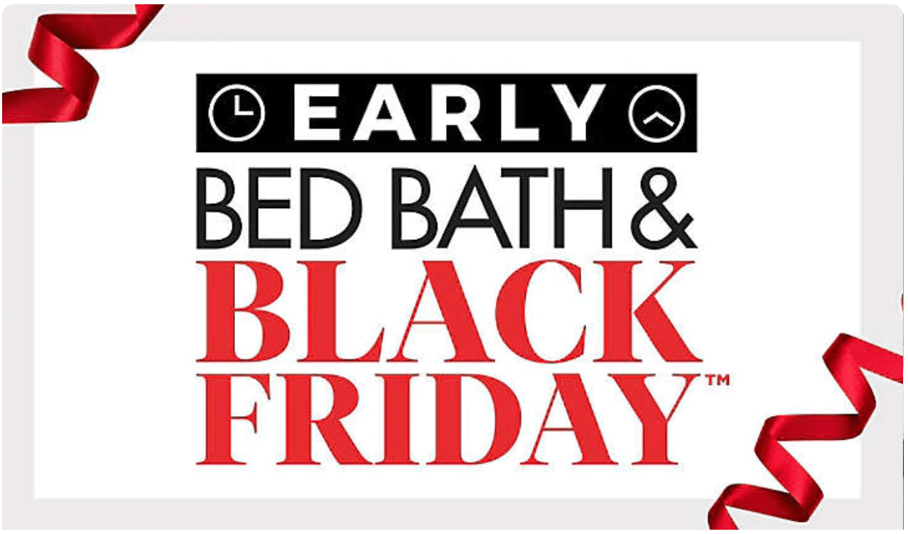 Bed Bath Amp Beyond Black Friday Canada