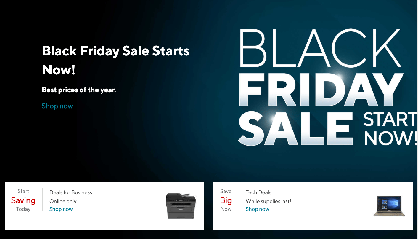 Staples Canada Black Friday 2019 Sale Starts Now Canadian Freebies Coupons Deals Bargains Flyers Contests Canada