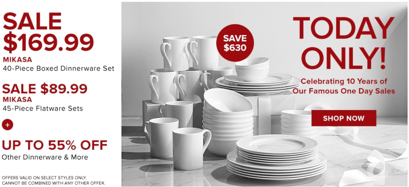 Hudson S Bay Canada Pre Black Friday One Day Sale Today Save 79 On Mikasa 40 Piece Boxed Dinnerware Set Extra 10 20 Off With Coupon Code Today Canadian Freebies Coupons Deals Bargains Flyers Contests Canada