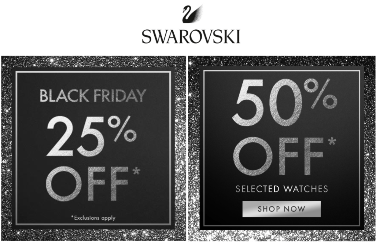 Encogerse de hombros collar Pagar tributo  Swarovski Canada Black Friday 2019 Sale *Live* Now: Save 25% off + 50% off  Watches | Canadian Freebies, Coupons, Deals, Bargains, Flyers, Contests  Canada