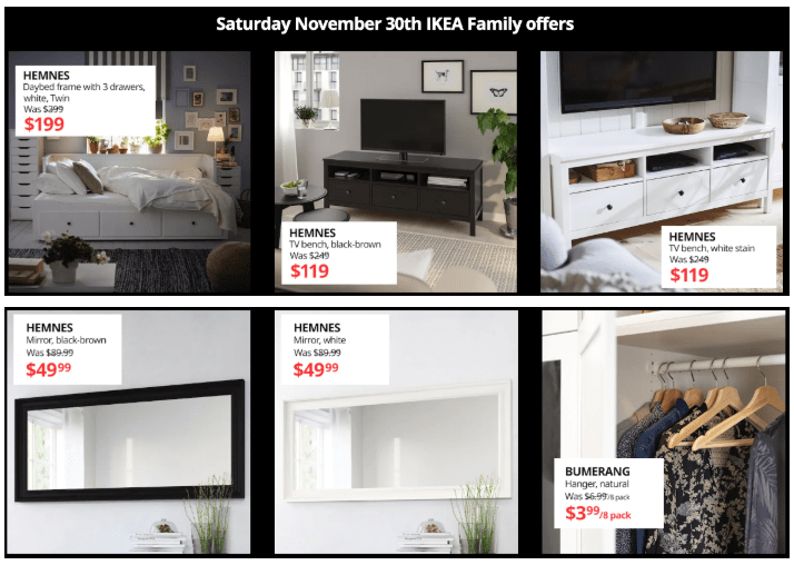 Terrific Ikea Canada Black Friday 2019 One Day Deals Today November Alphanode Cool Chair Designs And Ideas Alphanodeonline