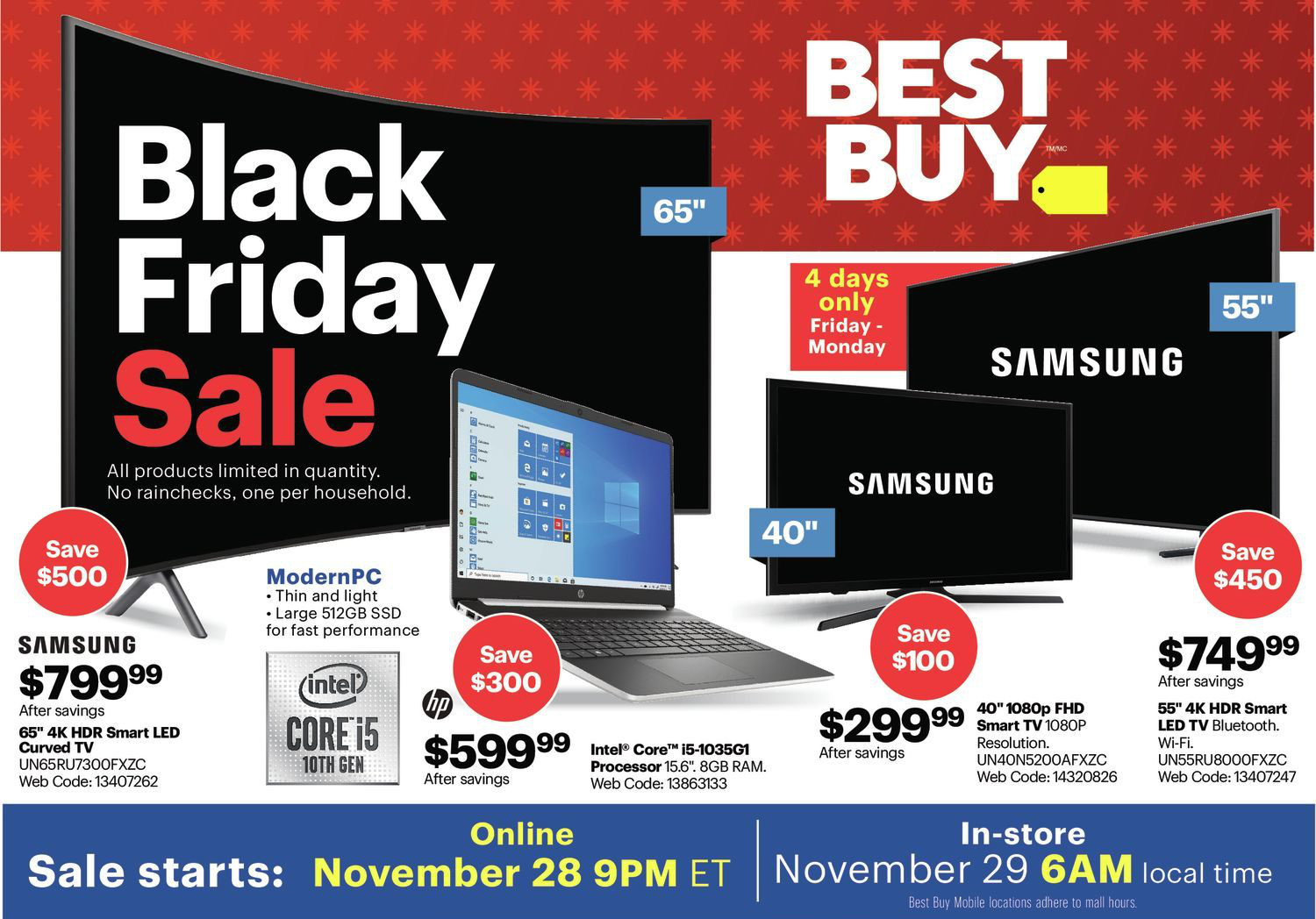 Best Buy Canada Black Friday Cyber Monday Week 2019 Flyer Deals Full Canadian Freebies Coupons Deals Bargains Flyers Contests Canada