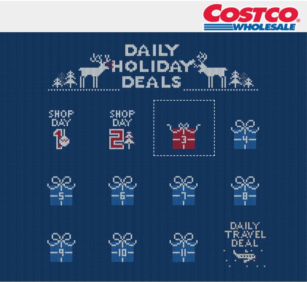 Costco Canada 12 Days of Daily Holiday Deals – December 5