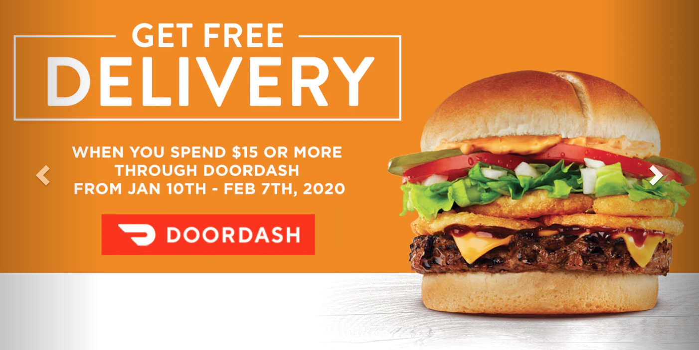 Harvey's Canada Promotions: Get FREE Delivery When You Spend $15 Through Doordash
